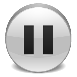 Pauseikon fra wikimwdia commons, gratis