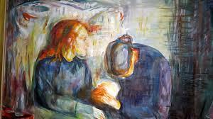 Det syke barn, Edvard Munch 1896