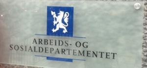 Arbeids- og sosialdepartementet