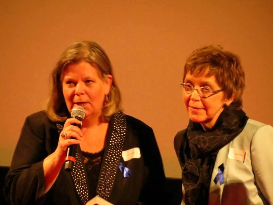 Mette Schøyen og Kjersti Krisner_ Foto: Tanja Orbeck