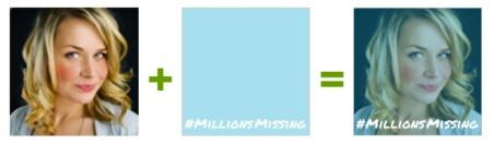Millionsmissing filter app