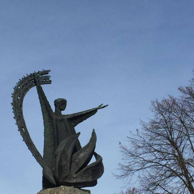 statue Lillestrøm